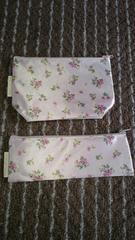【マーキュリーデュオ】花柄ポーチ2個セット  新品