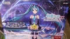 PS3 初音ミク-Project DIVA-F 専用ミニコントローラ 中古即決
