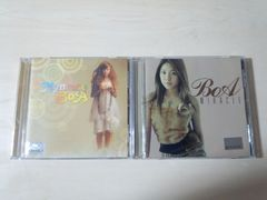 BOA CD「MIRACLE」「MY NAME BOA」2枚セット韓国語盤★