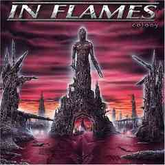 IN FLAMES/���񍑓���/COLONY/���޽/SOILWORK/DARK TRANQUILLITY