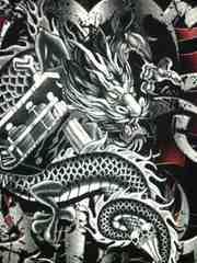 龍 ドラゴン イラストTシャツ