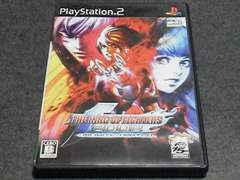 PS2「ザキングオブファイターズ2002アンリミテッドマッチ(初期版)」人気ソフト KOF 即決