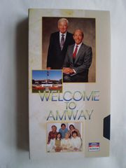 welcome to amway [VHS] /  �A���E�F�C