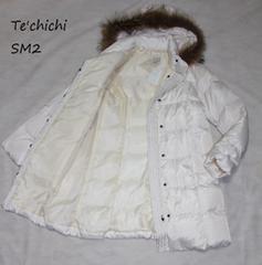 テチチ*Te'chichi*SM2ダウンロングコート新品オフ