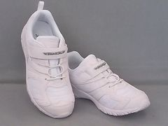 上履きや通学靴に!「瞬足」JJ988/21.5cm・白