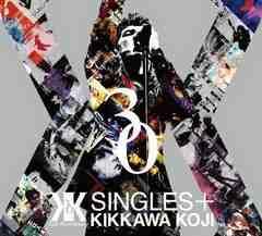 新品即決3CD モニカ,Rambling Rose他 吉川晃司 ベスト SINGLES+