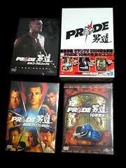 PRIDE �j�� 3���g DVD-BOX �ٺ �ۺ��� ˮ���� ˸�� ��ڲ��