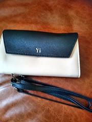 新品☆Y'sワイズポケットいっぱい上質お財布ポシェットクラッチバッグ