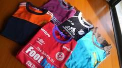 アディダス プーマ他 夏 tシャツ 五枚まとめ売り150センチ