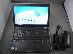 Dell E6220 Core i5 2.5GHz 320G 4G 無線Win10 英字キーボード