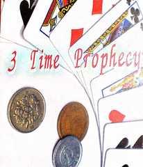 3time  prophecy���������^���J�[�h�}�W�b�N�I��i