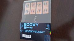 BOOWY/BOOWYボーイ/廃盤帯付き/氷室京介/布袋寅泰