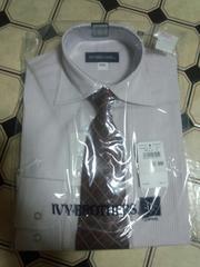 新品 未使用 フォーマル 七五三 ネクタイ付きYシャツ 100cm