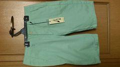 激安73%オフハーフパンツ、ショートパンツ(新品タグ、薄緑、XL)