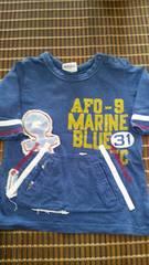 F.O.KIDS 五分袖Tシャツ 95cm