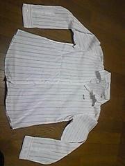シャツ/長袖シャツ/白/Mサイズ/まとめ買い歓迎