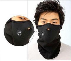 フェイスマスク【全てのアウトドアに!】 防寒対策・衝撃吸収
