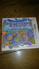 送料無料*3DSドラゴンクエストモンスターズ中古美品