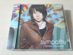 高橋瞳CD「sympathy」初回限定版DVD付 ガンダムSEED DESTINY●