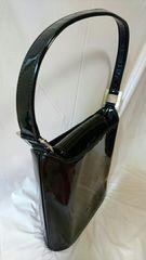 【2300円スタート】LANVINランバン  エナメル  ショルダーバッグ