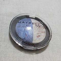 メイベリン ハイパーコスモシャドウ BU-1ギャラクシーブルー アイシャドウアイカラー
