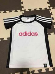 送料無料☆新品アディダスadidas130プラシャツTシャツサッカー等