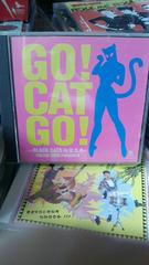 BLACK CATS in U.S.A/GO! CAT GO!ロカビリークリームソーダピンクドラゴン
