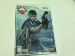 ● バイオハザード4 Wii ●送料無料