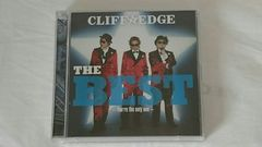 CD��CLIFF��EDGE���N���t�G�b�W��