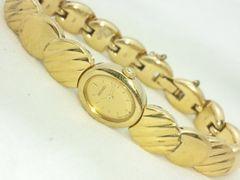 2552復活祭★SEIKOセイコー☆ゴールドブレスレット型腕時計素敵ですよ