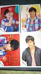 関ジャニ∞錦戸亮の写真4枚セット