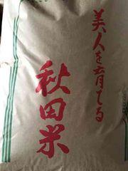 28年 秋田県産【あきたこまち】玄米20�s 本場のお米☆