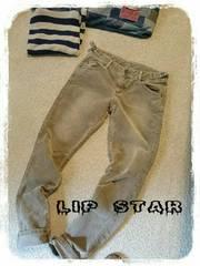 LIP STAR �X�g���b�`�R�[�f�����C�p���c