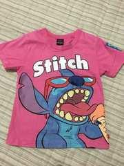 美品 ベビードール×スティッチ  Tシャツ 120