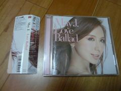 May J.��Love Ballad���u�o���[�h �ʏ��