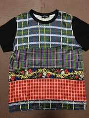トリコ コムデギャルソン Tシャツ パッチワークプリント 美品!