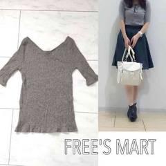 FREE'S MART リブトップス フリーズマート