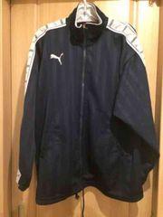 プーマのジャージジャケット