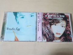 森下玲可CDアルバム2枚セット★