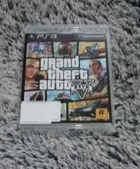 PS3グランドセフトオート5  GTA5   グラセフ5