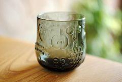 希少◆Oiva Toikka オイバトイッカ 美品◆ コップ・グラス 北欧ビンテージ♪