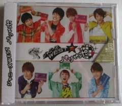 ★新品未開封★ ジャニーズWEST パリピポ 初回盤 CD+DVD