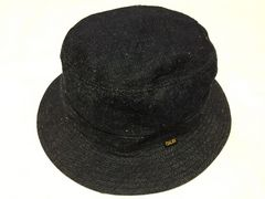 人気!15ssキャリーコットンバケットハットcaleehatradialラディアルcap帽子