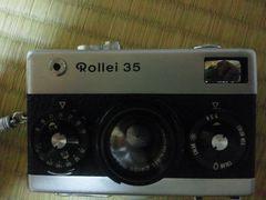 Rollei35 ローライ コンパクトカメラ ジャンク ドイツ