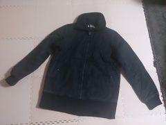 ローリーズファーム  黒のジャンパー Rサイズ