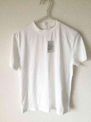 新品タグ付き natural beauty basic 半袖白カットソー