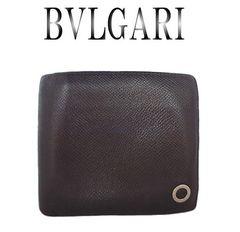 BVLGARI ブルガリ ロゴクリップ 2つ折り財布