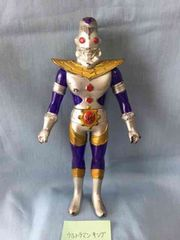 バンダイ 1988 ウルトラマンキング ソフビ 人形 フィギュア