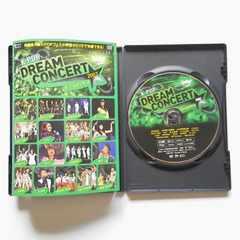 K-POP DREAM CONCERT2007ドリームコンサートレンタル落ちDVD東方神起SJ