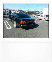 平成12年セルシオ車検付